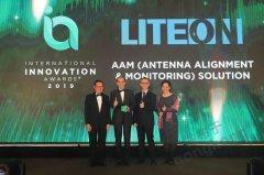 光宝科技荣获2019 International Innovation Awards国际创新奖